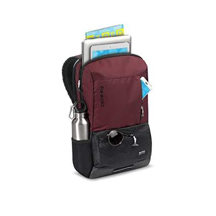 solo draft slim backpack