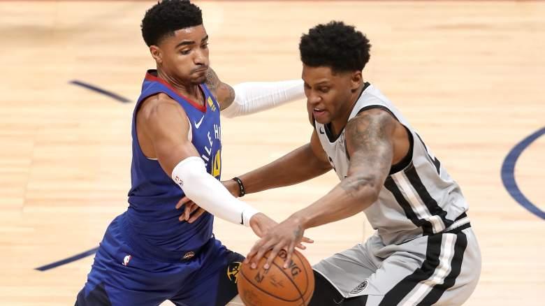 Spurs vs Nuggets Game 2 Live Stream