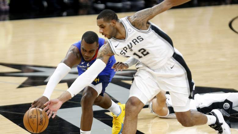 Spurs vs Nuggets Game 7 Live Stream