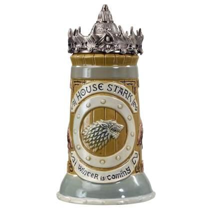 stark game of thrones stein