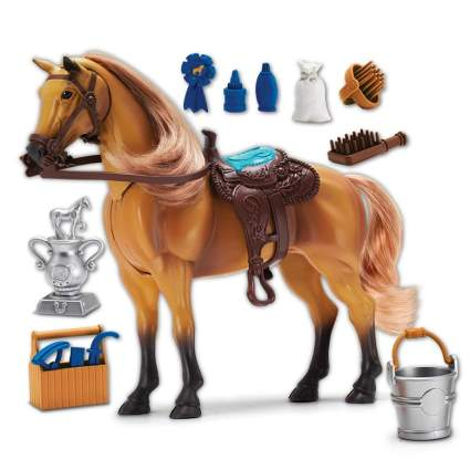 Sunny Days Entertainment Blue Ribbon Champions Deluxe Horse: Quarter Horse Toy