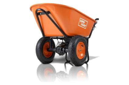 SuperHandy Ultra Duty 24V Electric Wheelbarrow