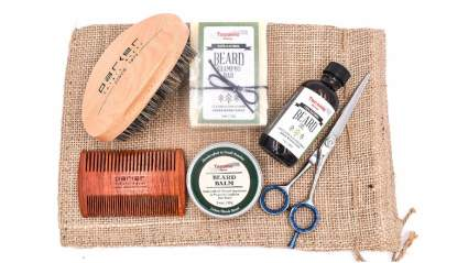 taconic shave beard gift set