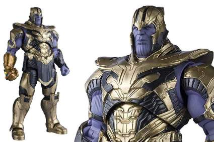 Tamashi Nations Avengers Endgame: Thanos S.H. Figuarts Action Figure
