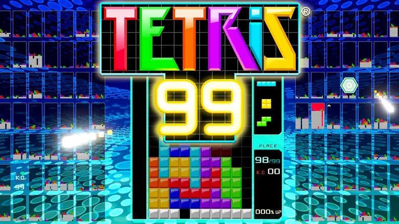 Tetris 99 Maximus Cup