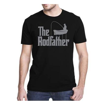 "Gbond Apparel ""The Rodfather"" Parody T-Shirt"
