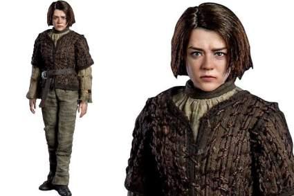 ThreeZero Game of Thrones: Arya Stark 1:6 Scale Action Figure