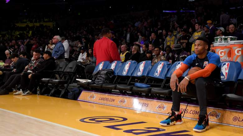 Thunder NBA Finals Chances