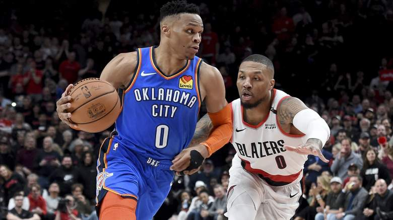 Thunder vs Blazers Game 2 Live Stream