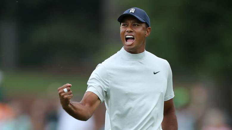 Tiger Wood Nike contract endorsement