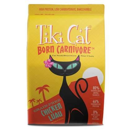 Tiki cat best dry cat food