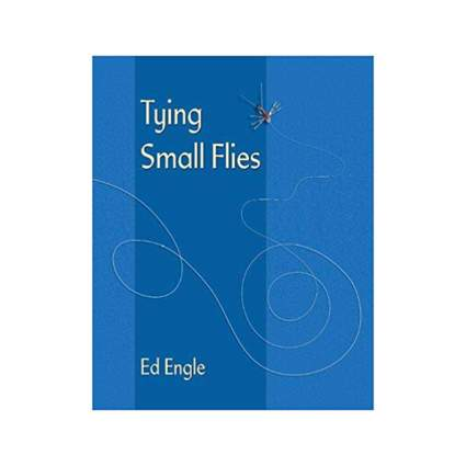 Tying Small Flies fly fishing book