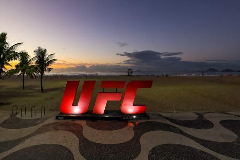 When is UFC 237?