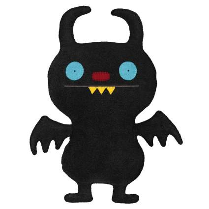 UglyDoll Little Ugly Plush Doll, Ninja Batty Shogun