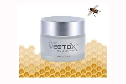 bee venom and manuka honey cream