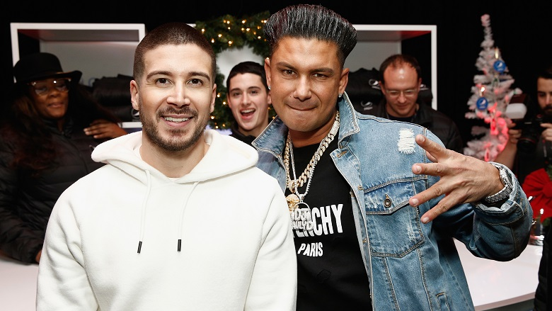Pauly D and Vinny Dating Show