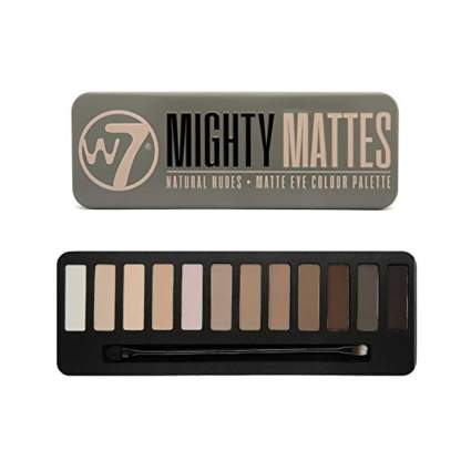 12 shade matte eyeshadow palette