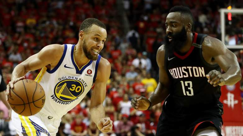 Warriors Rockets Betting Prediction