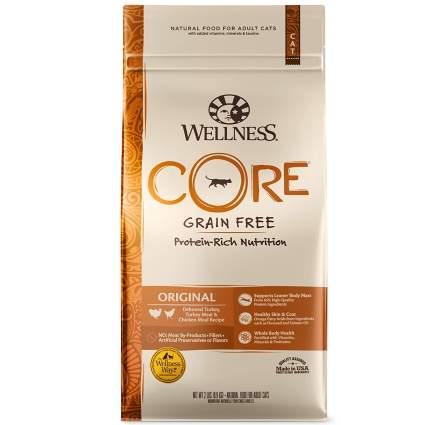 wellness core best dry cat food