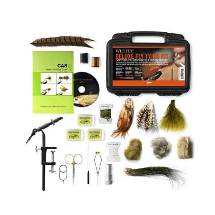 WETFLY Deluxe Fly Tying Kit