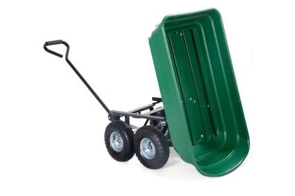 Wichai Shop Garden Dump Cart Wheelbarrow