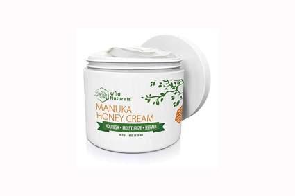manuka honey cream for dry skin