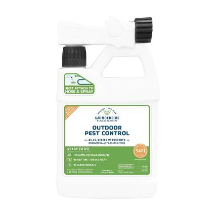 Wondercide Ready-to-Use Natural Outdoor Pest Control Spray