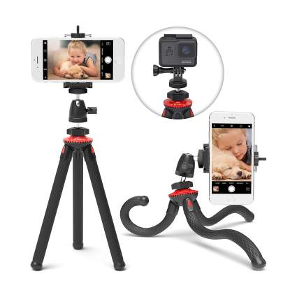 Xenvo SquidGrip Flexible Phone & Camera Tripod