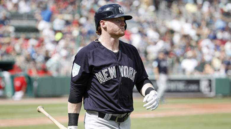 New York Yankees Lineup & Roster vs Tigers