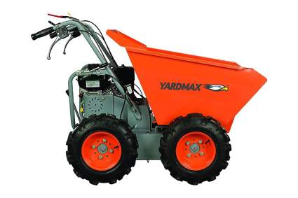 Yardmax YD4103 Power Wheel Barrow