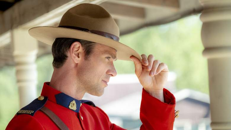 When Calls the Heart: New Mountie