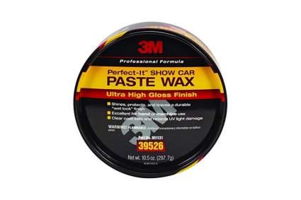 3m perfect it paste car wax