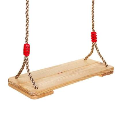 Classic Wooden Nylon Rope Tree Swing