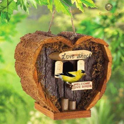 SunGrow Birdhouse