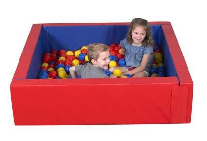 Children's Factory Corral Ball Pool Foam Ball Pit