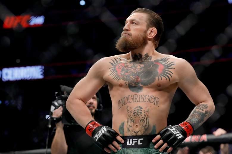UFC 257 PS4