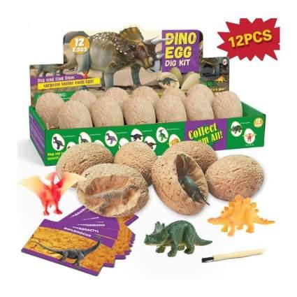 Dino Egg Dig Kit Dinosaur