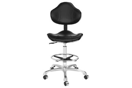 Black Kaleurrier stool