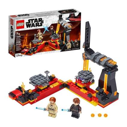 LEGO Star Wars: Revenge of the Sith Duel on Mustafar