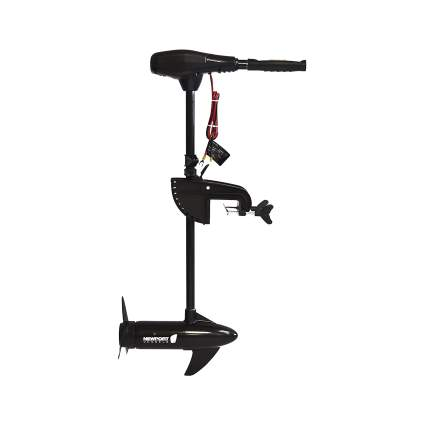 Newport Vessels NV-Series 55lb Thrust Saltwater Transom Mounted Electric Trolling Motor