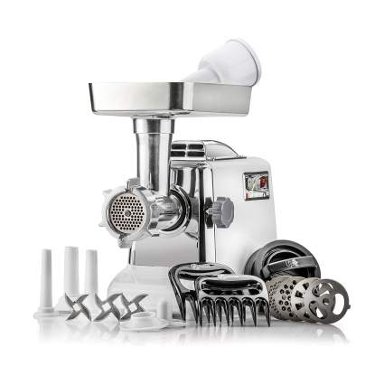 The Heavy-Duty STX Megaforce Classic 3000 Series Air Cooled Electric Meat Grinder