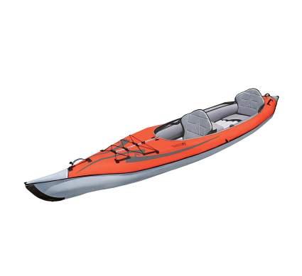 Advanced Elements AdvancedFrame Tandem Convertible Inflatable Kayak