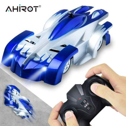 AHIROT RC Car Wall Climbing Remote Control Race Car Toy
