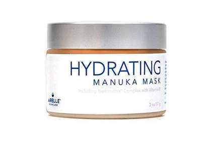 hydrating manuka honey mask