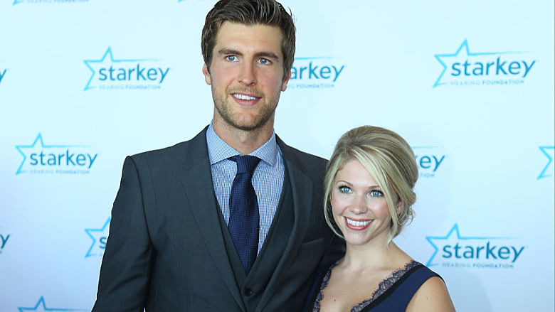 Alex Pietrangelo wife