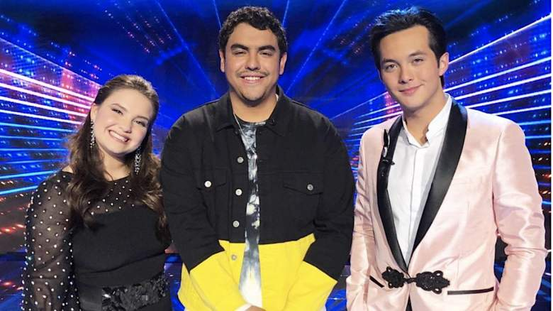 American Idol Finale Contestants