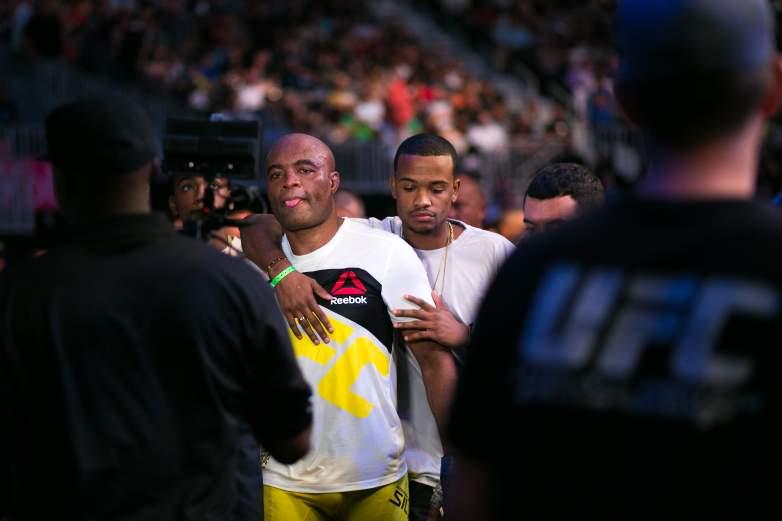 Anderson Silva Next Fight