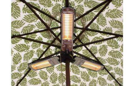 AZ Patio Heaters Electric Parasol Patio Heater
