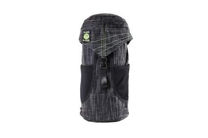 Backpack-style bong bag