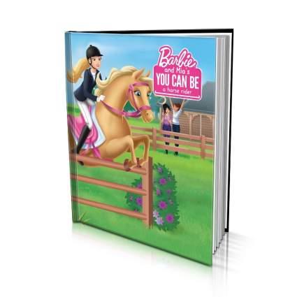 Barbie and Friend adventure book